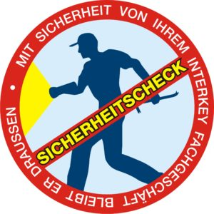 Sicherheit Interkey